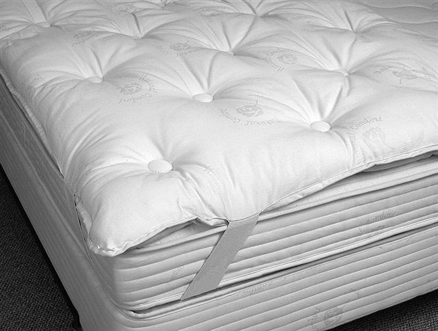Bed Mattress Pad Pillow Top Mattress Pad Bed Topper Sleep